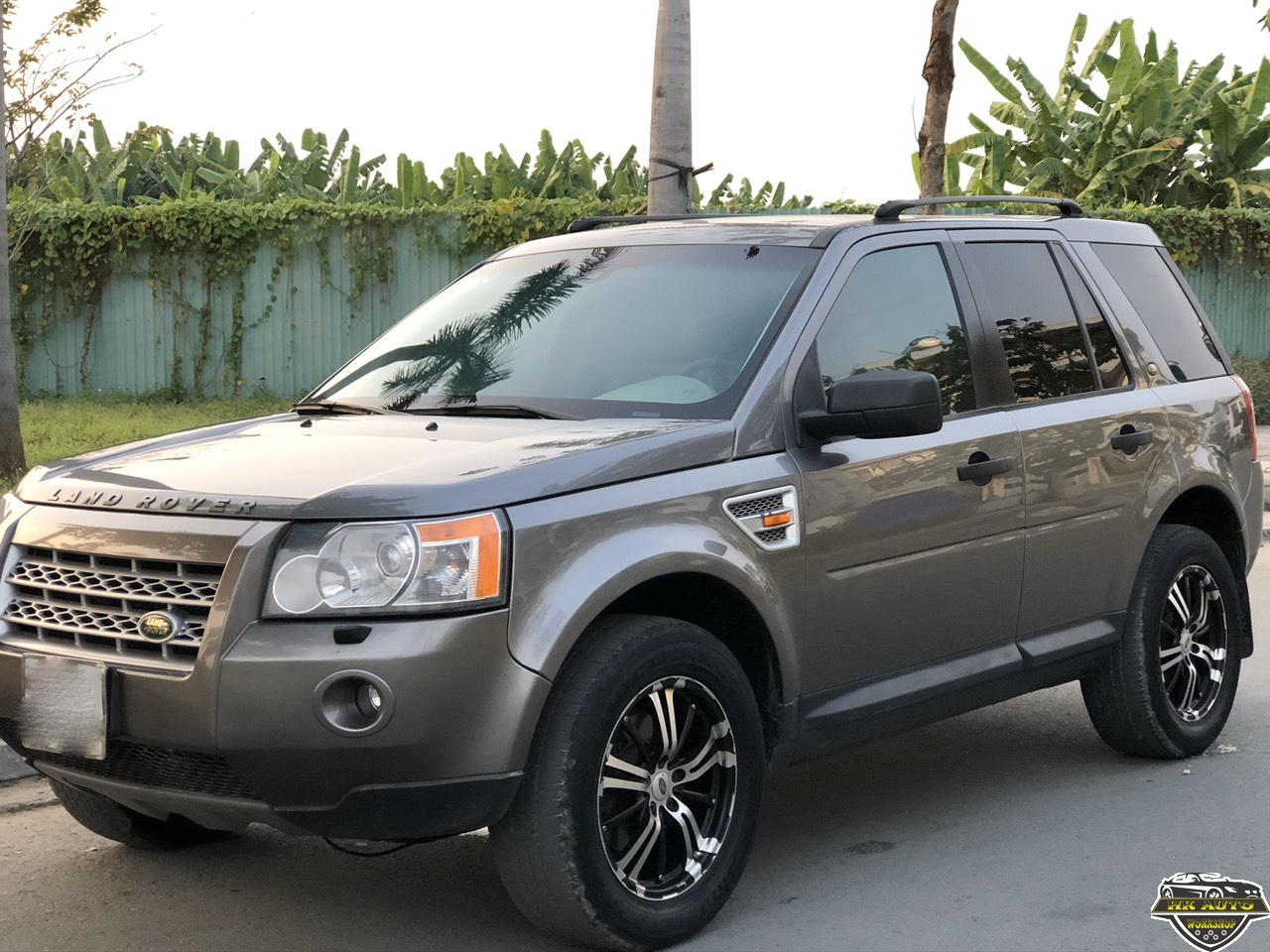 Xe Land Rover LR2 sản xuất 2007
